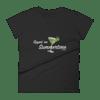 SOS T-shirt (ladies)