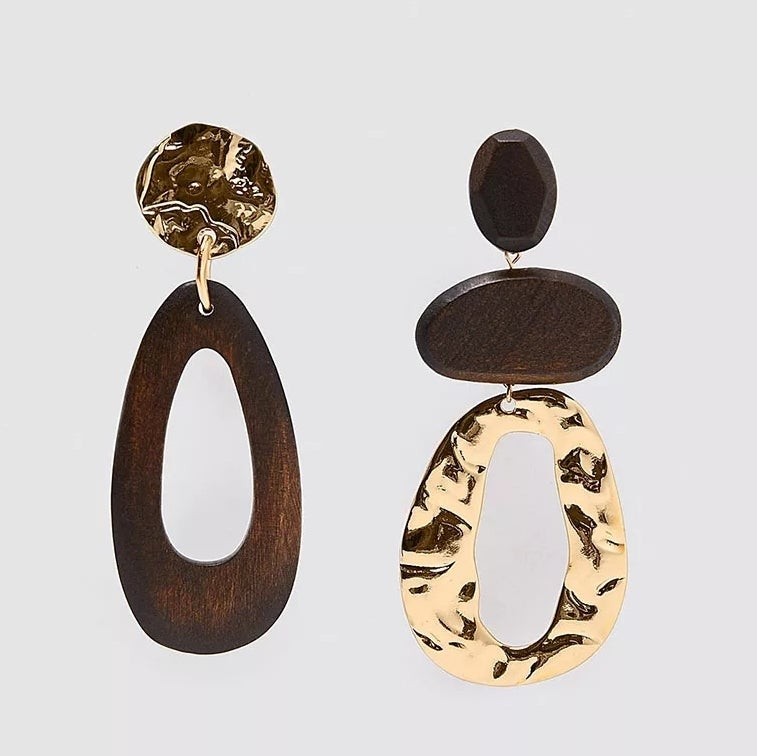 Image of ROYAL WOODS - EARRING
