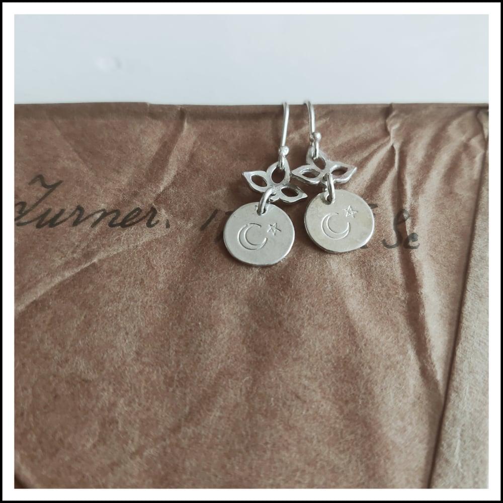 Image of Night Garden earrings