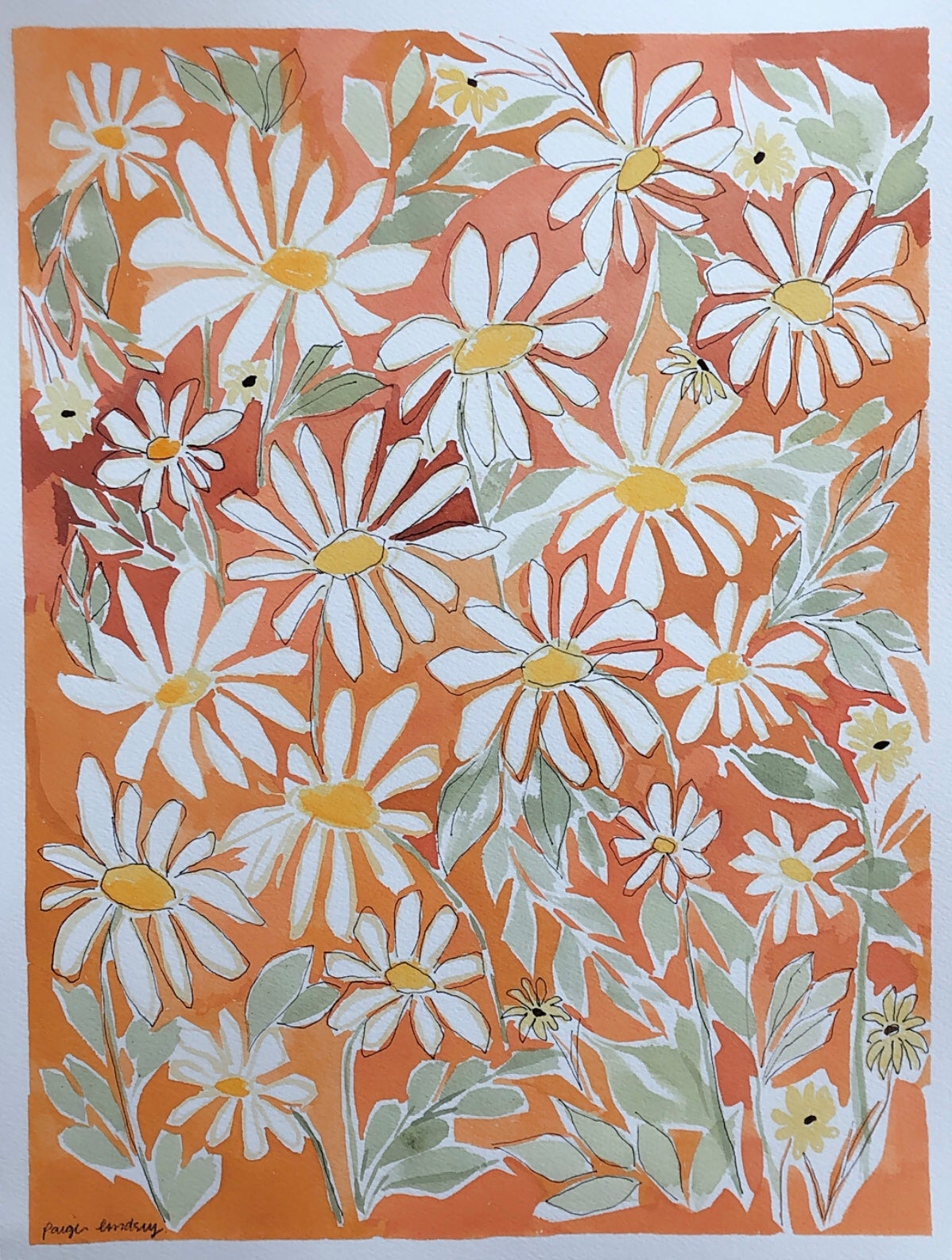 Image of Learn How To Paint Daisies