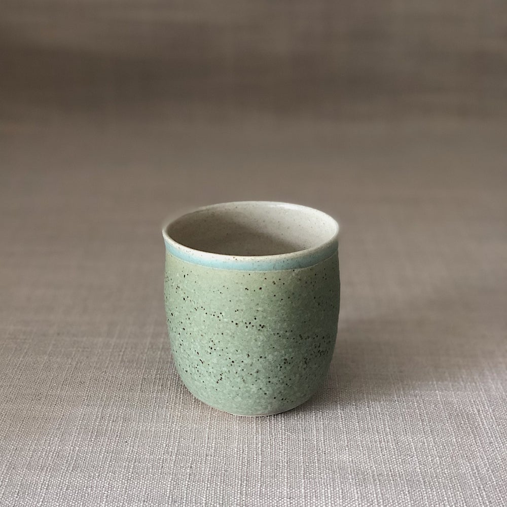 Image of NATURE CURVED TUMBLER