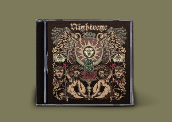 Image of PRE-ORDER Nightrage - Demo 2000 (CD)