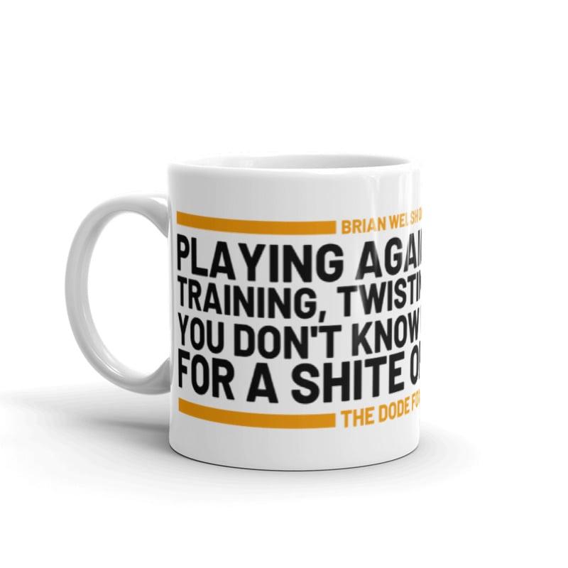 TDFP Welshie Mug