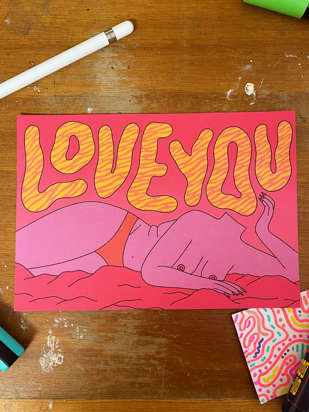 Image of In my room & Love you (print bundle)