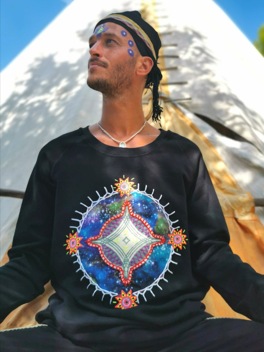 Image of Galactic Starseed Sweatshirt  L