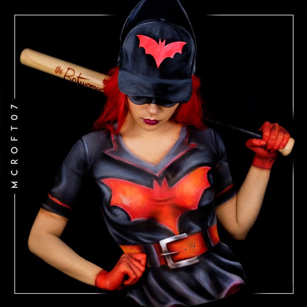 Image of Bombshell Batwoman