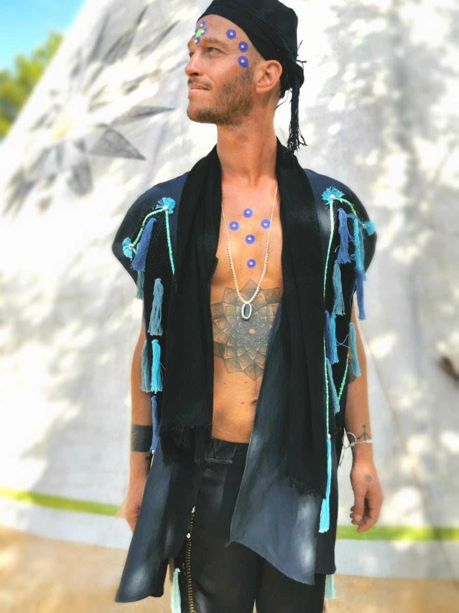 Image of Native Starseed Caftan
