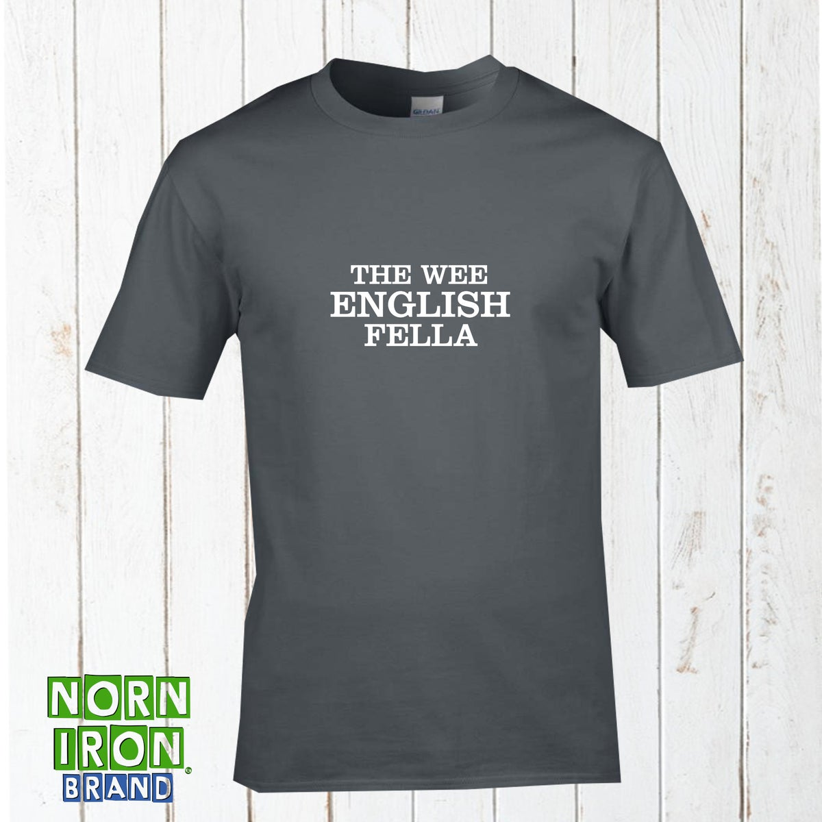 The Wee English Fella T-Shirt