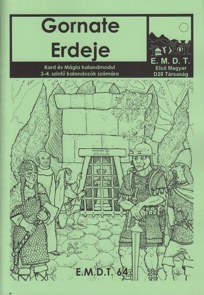 Image of Gornate Erdeje [Hungarian]