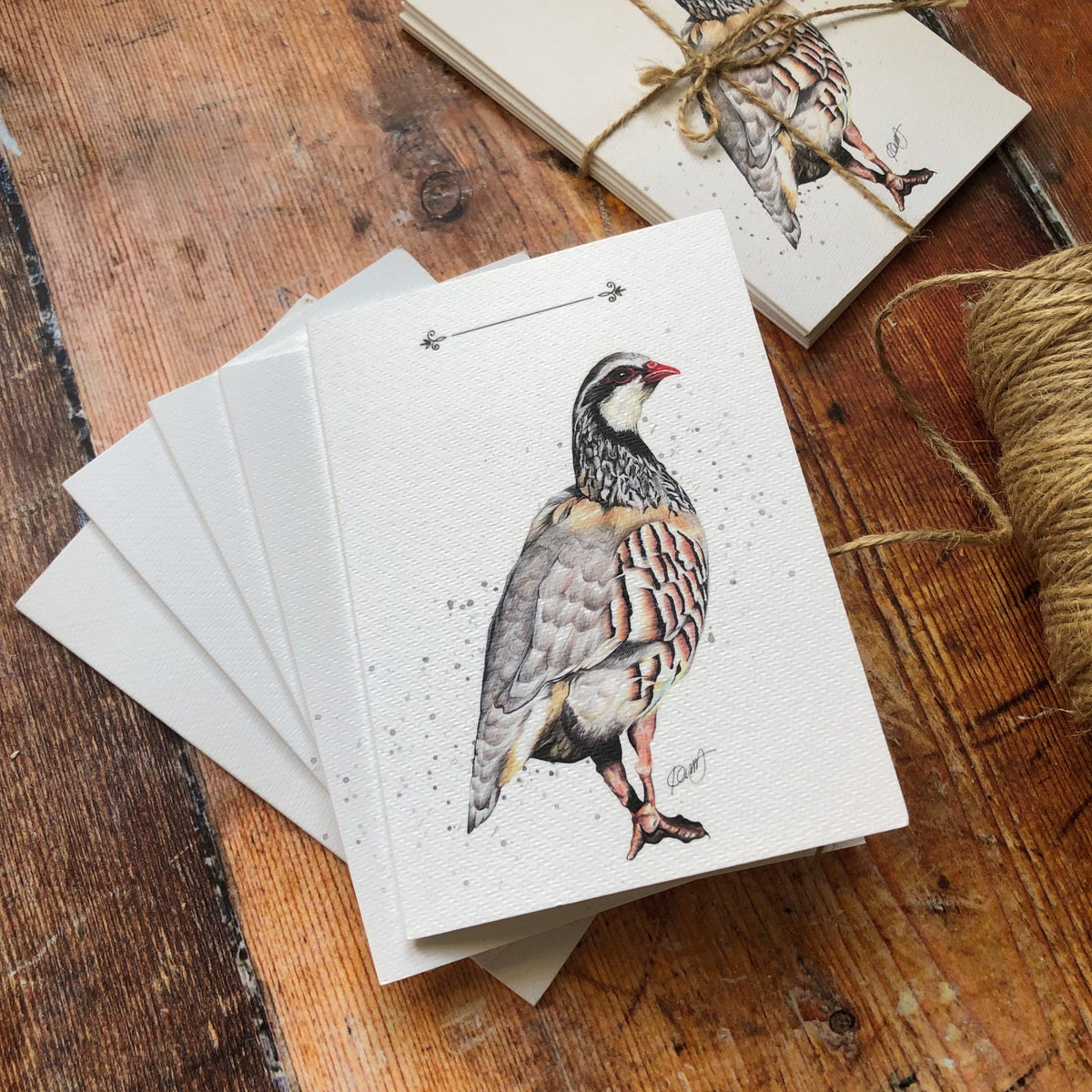 Image of Game Shooting Cards - Packs of 10