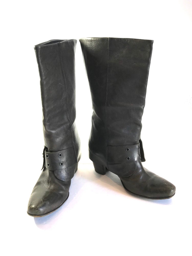Image of Marsell Size 38.5 Boots 987-2