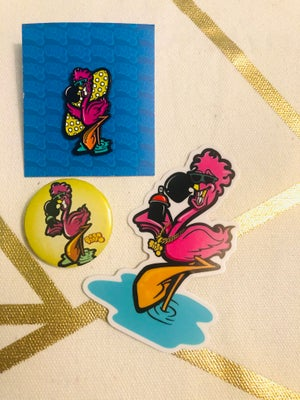 Image of Flamingo Enamel Pin