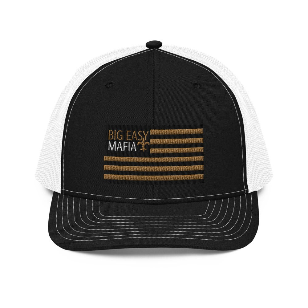 Image of Big Easy Mafia® Flag Design Hat