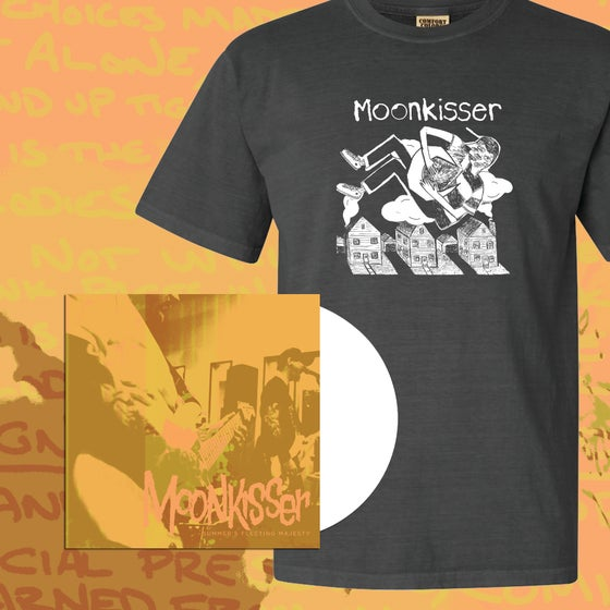"Image of Moonkisser - Summer's Fleeting Majesty 12"" EP + Shirt"