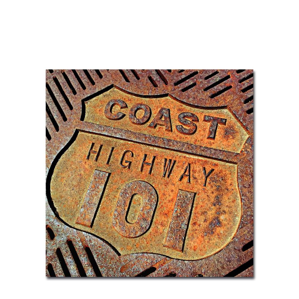 Image of COAST HIGHWAY 101
