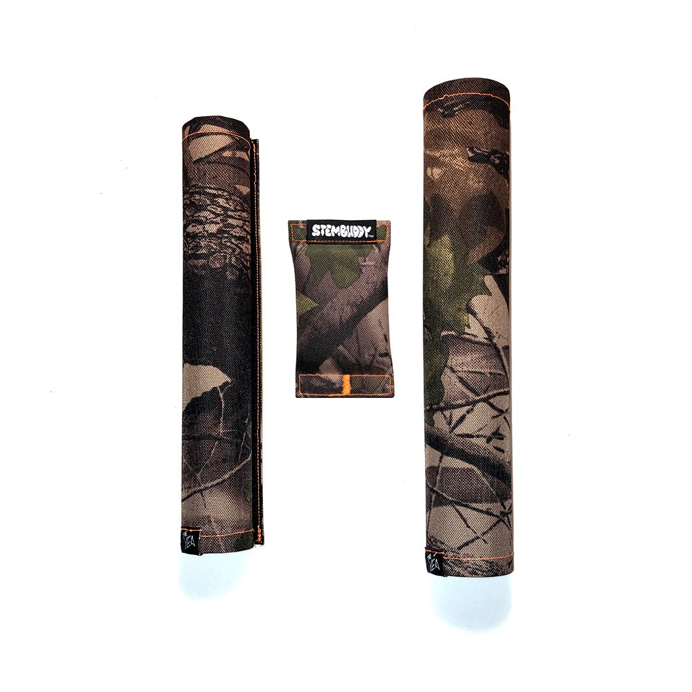 Image of Tree Camo - BMX Pad Set