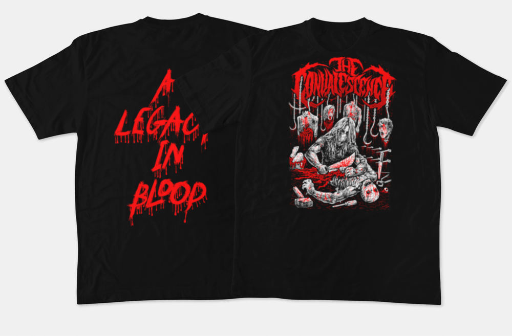 "The Convalescence ""Legacy"" T-Shirt"
