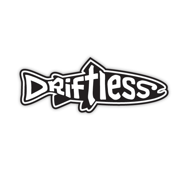 Image of Driftless Trout Sticker