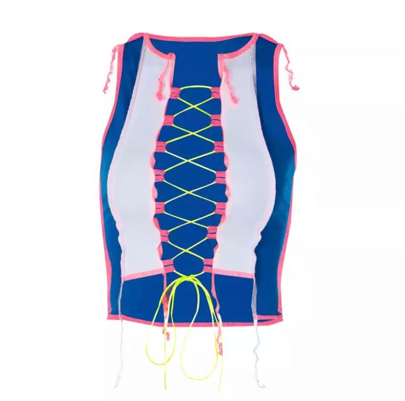 Image of Neon Tie | Top
