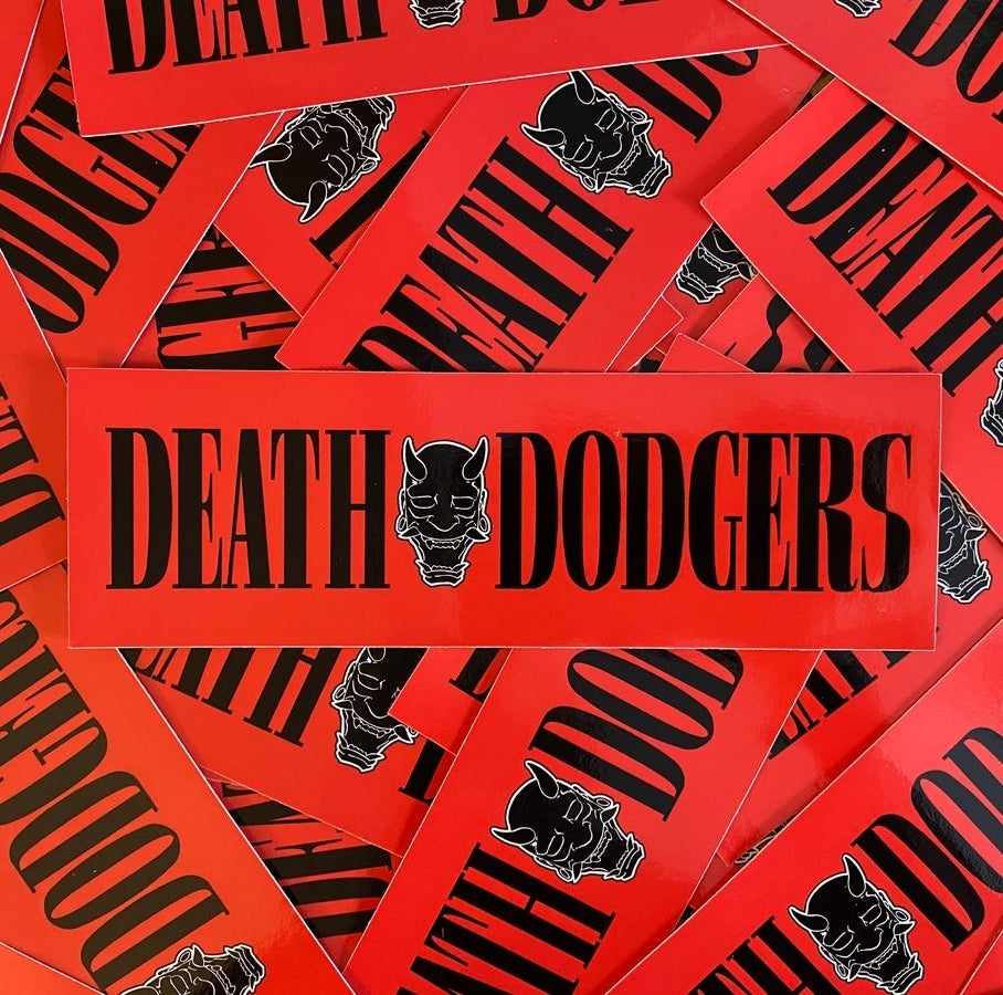 Image of Death Dodgers Red