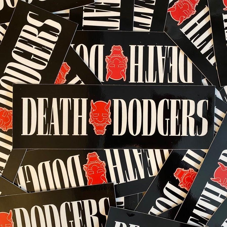 Image of Death Dodgers Black