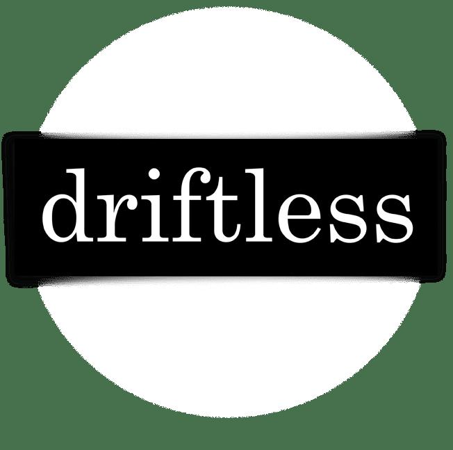 Image of The Original driftless Sticker