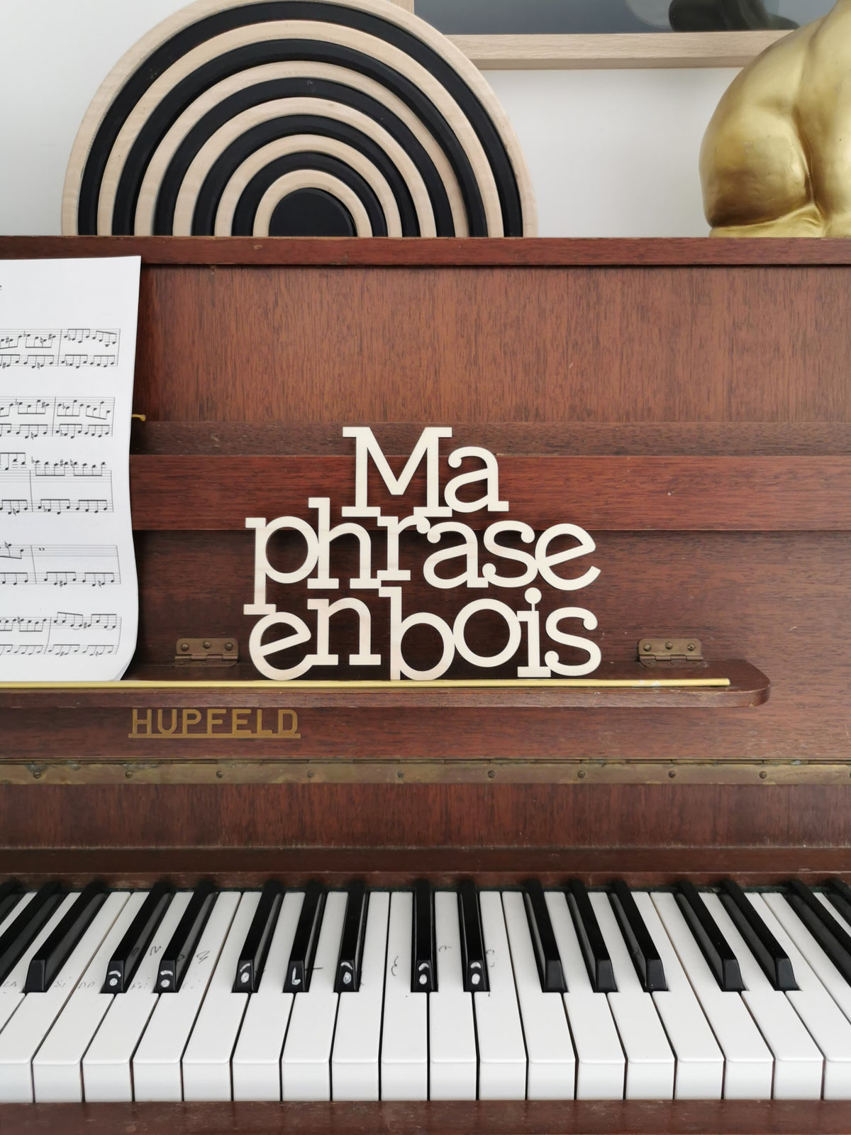 Image of MA PHRASE PERSONNALISÉE