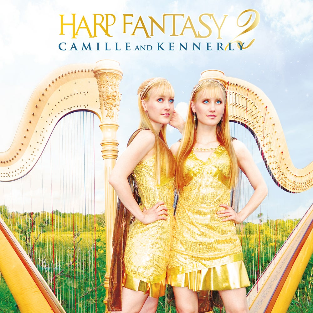 Image of Harp Fantasy 2 (AUTOGRAPHED)