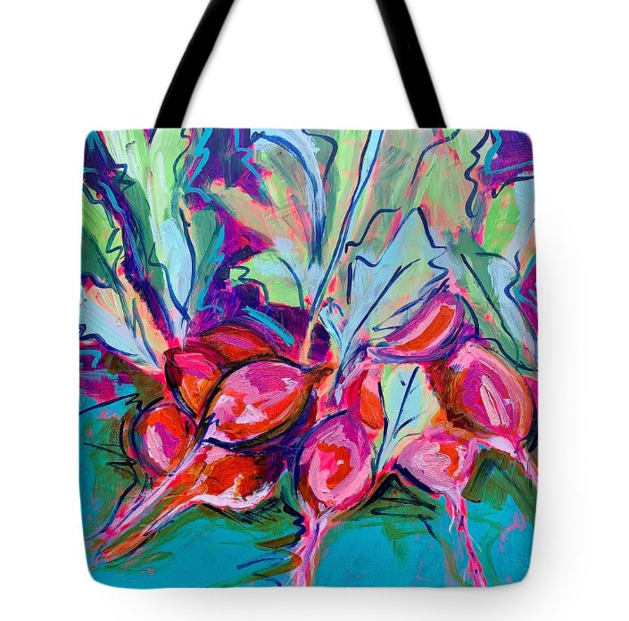 Image of SQ's Radishes Tote