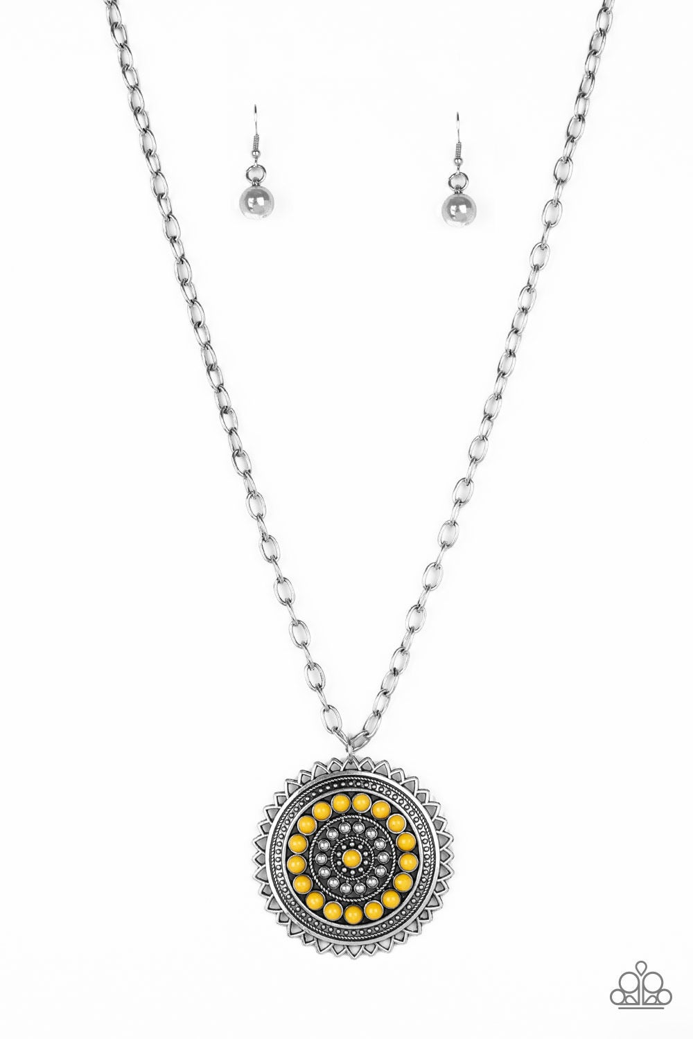 Image of Yellow Necklace