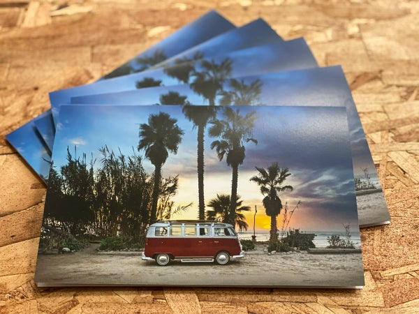 Image of CALIFORNIA DREAMING - GREETING CARDS
