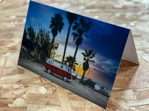 Image of CALIFORNIA DREAMING - GREETING CARDS - 5 PACK