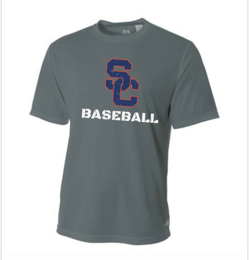 Image of Southaven Charger SC BASEBALL Shirt - PERFORMANCE TEE