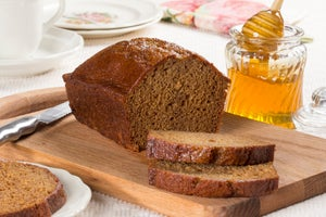 Image of Classic honey cake loaf