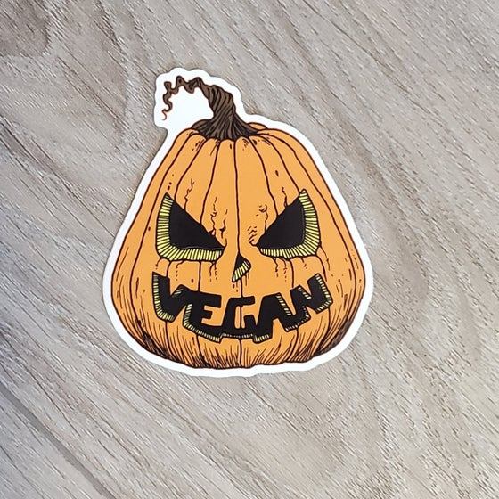 Image of Pumpkin Time Sticker