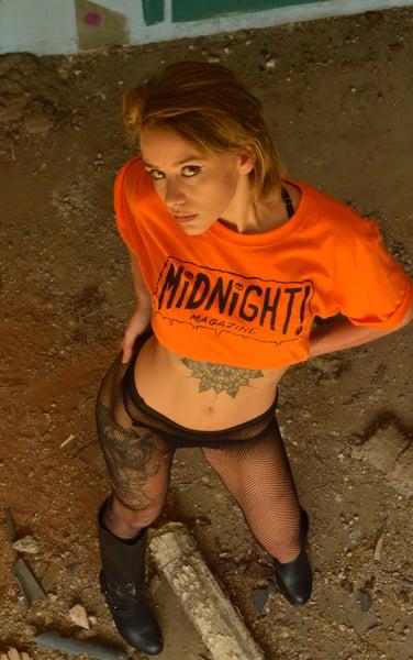 Image of SIZE- XL Midnight T-Shirt - Halloween Edition