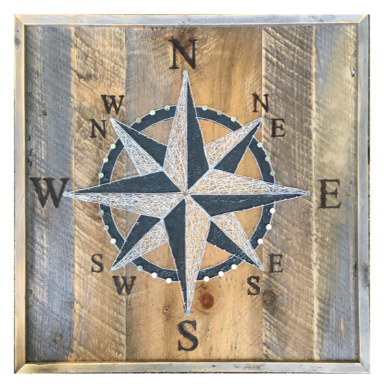 Image of  Compass Rose