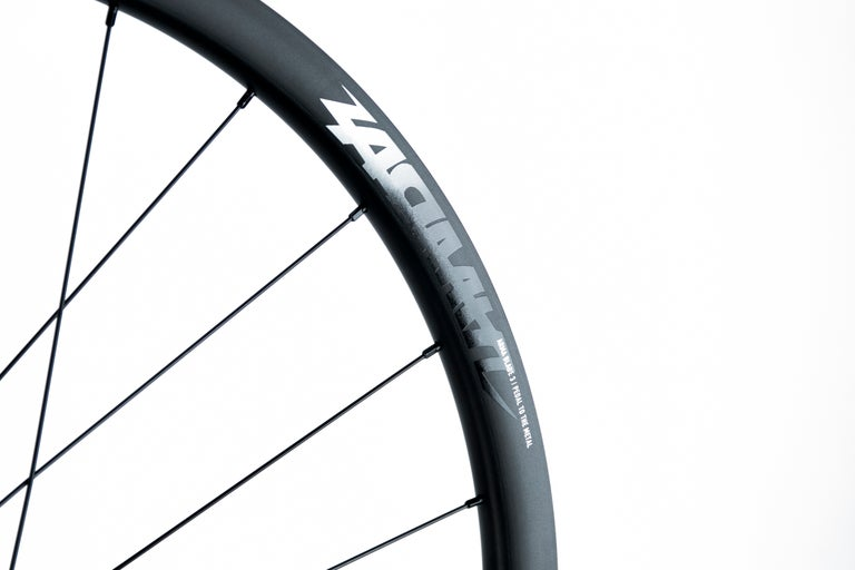 Image of ARMA BLADE 30 Track Alloy wheelset(F+R)