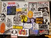 Sticker Pack (plus one color press n go)