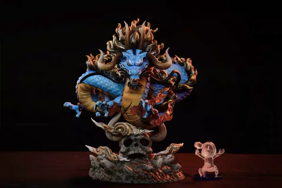 Image of  [In-Stock]One Piece G5 Studio Kaido(Dragon Form) Resin Statue