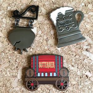 Image of Beer Cart pin