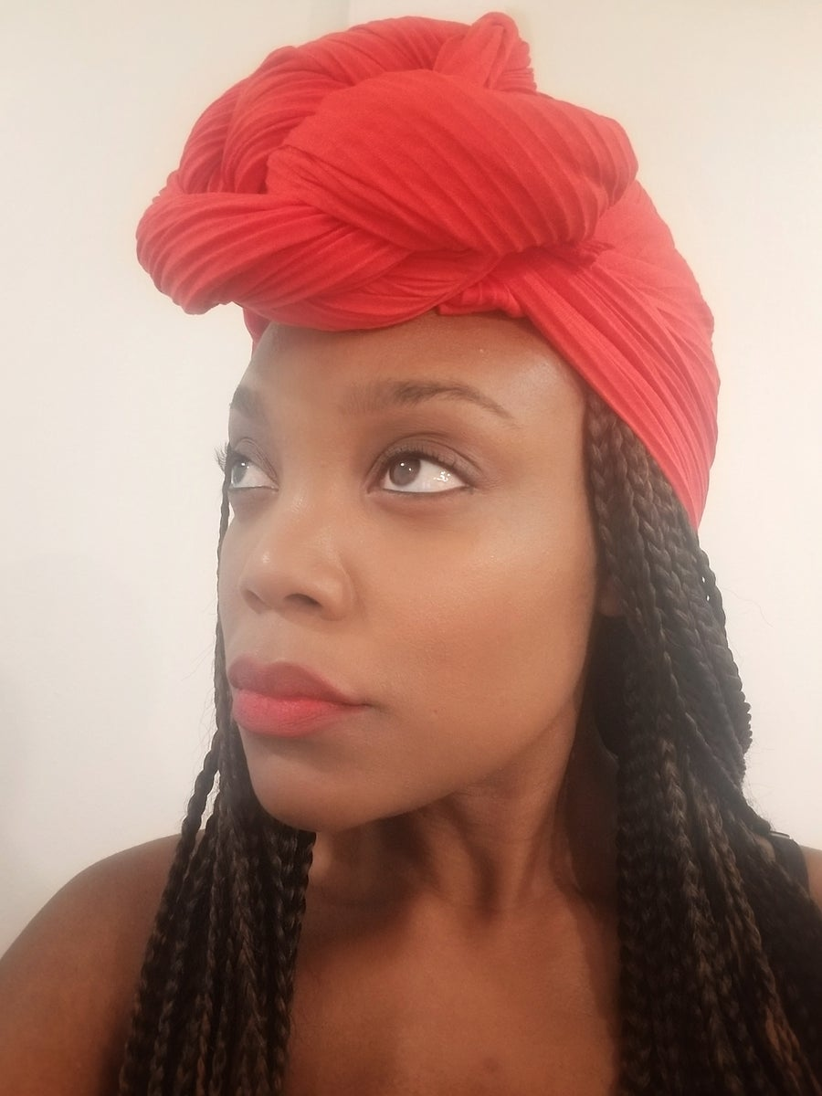 Image of CRUSH RIBBED - HEADWRAP