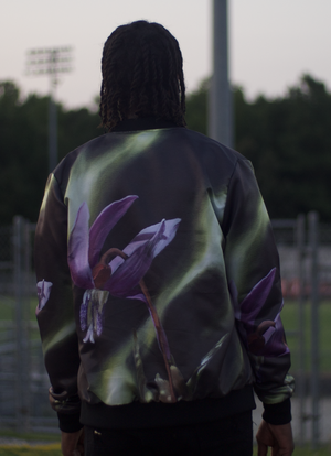 Image of EROICA PAINTINGS SERIE A BOMBER JACKET
