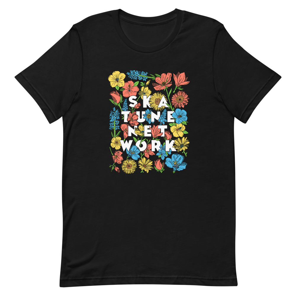 Image of FLOWERS | Comfort Colors Shirts