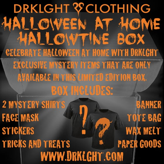 Image of Halloween At Home Box