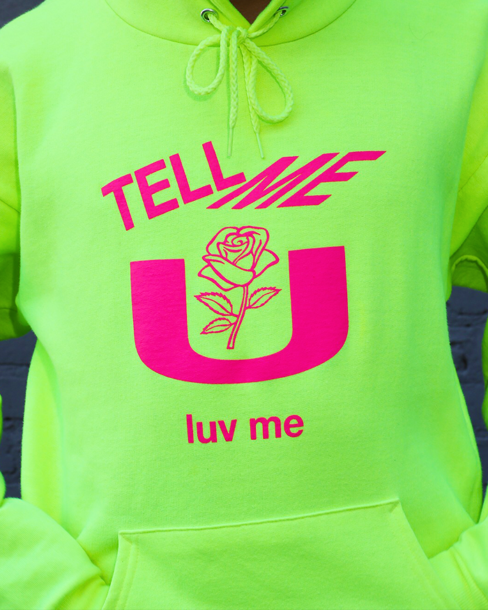 Image of TellMeUluvMe sweatshirt