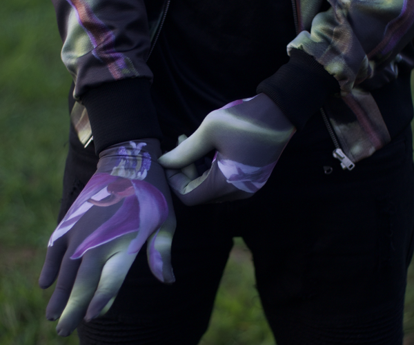 Image of EROICA PAINTINGS SERIE A FASHION GLOVES