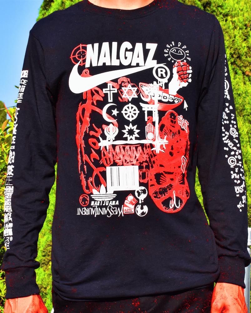 Image of NALGAZ longsleeve