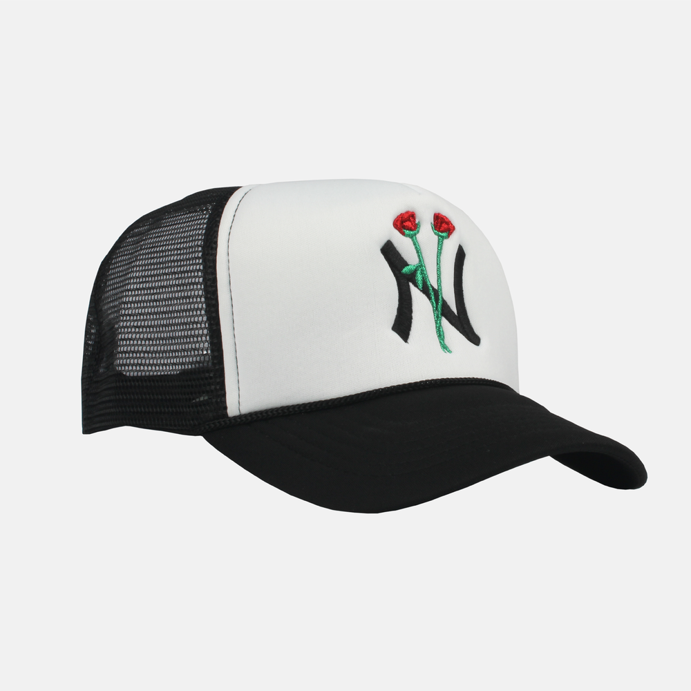 Image of ROSES FOR NY (YIN-YANG TRUCKERS)