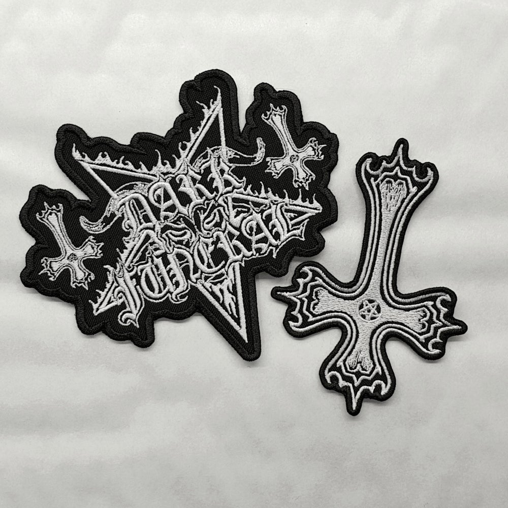 "Image of Dark Funeral ""Patch Bundle 2"""